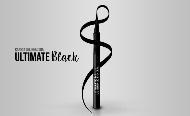 MB Olhos Caneta Delineadora Ultimate Black